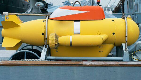 thiết bị ngầm tự động dưới nước - Sputnik Việt Nam