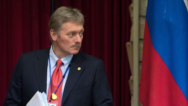 Dmitri Peskov - Sputnik Việt Nam