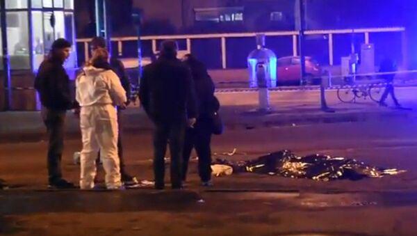 Nghi phạm hành động khủng bố ở Berlin bị tiêu diệt trong cuộc đọ súng tại Milan, Ý (Video) - Sputnik Việt Nam