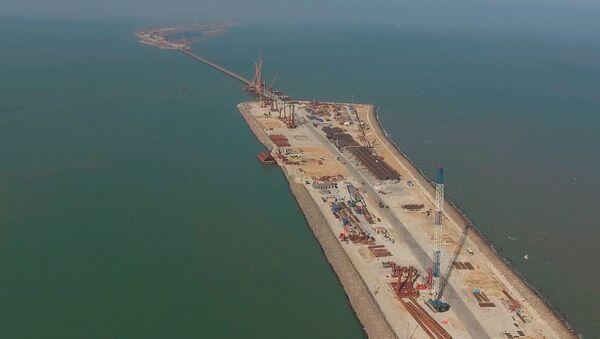 Cầu Kerch - Sputnik Việt Nam