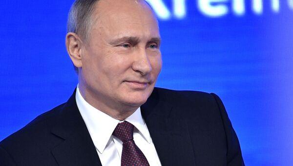 cuộc họp báp lơn của Tổng thống Putin - Sputnik Việt Nam