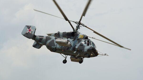 Trực thăng vận tải-chiến đấu Ka-29. - Sputnik Việt Nam