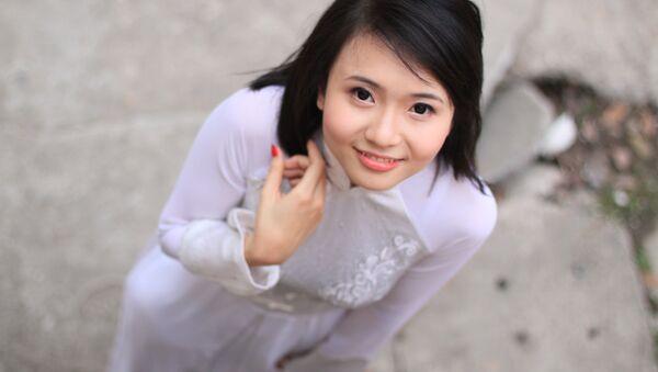 Cô gái Việt - Sputnik Việt Nam