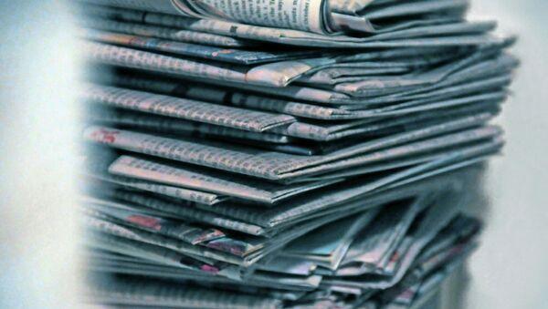 báo chí - Sputnik Việt Nam