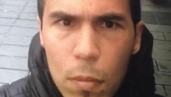 video ghi hình nghi phạm khủng bố từ Istanbul - Sputnik Việt Nam