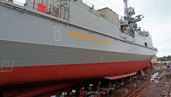 Đô đốc Makarov - Sputnik Việt Nam
