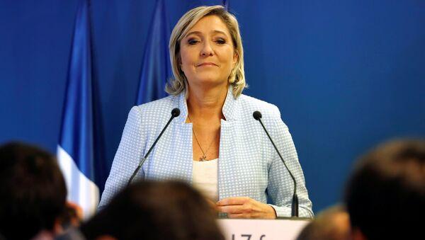 Marine Le Pen - Sputnik Việt Nam