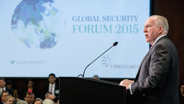 giám đốc CIA John Brennan - Sputnik Việt Nam