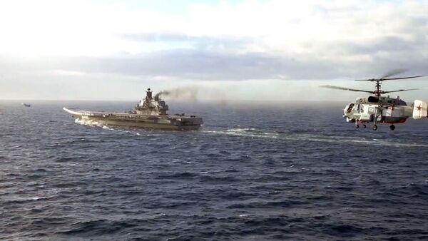 Đô đốc Kuznetsov - Sputnik Việt Nam