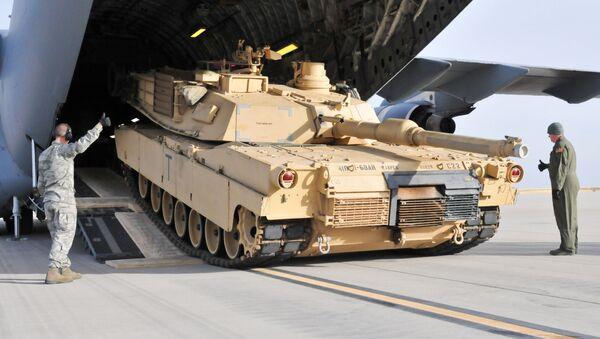 M1A2 Abrams - Sputnik Việt Nam