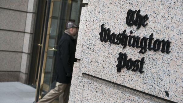 The Washington Post - Sputnik Việt Nam
