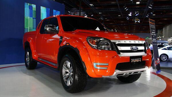 Ford Ranger - Sputnik Việt Nam