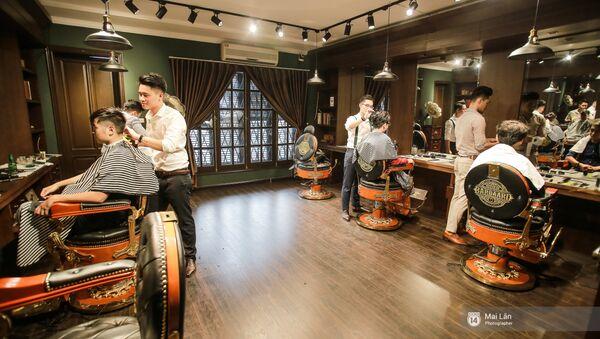 Barber Shop - Sputnik Việt Nam
