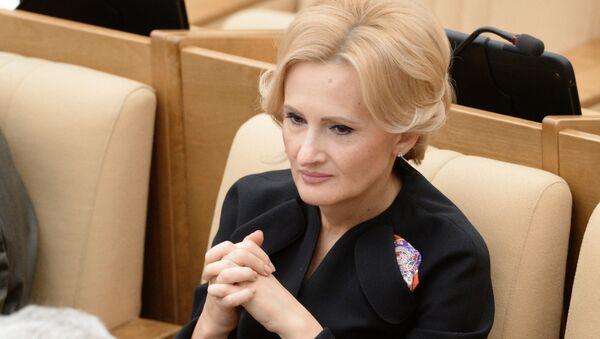 Председатель комитета Государственной Думы РФ по безопасности и противодействию коррупции Ирина Яровая - Sputnik Việt Nam