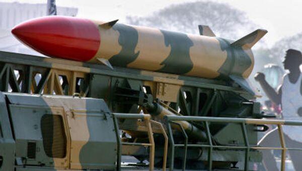 Пакистанская ракета, способная нести ядерную боеголовку - Sputnik Việt Nam