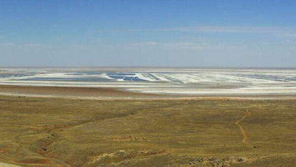 Hồ Baskunchak ở tỉnh Astrakhan - Sputnik Việt Nam