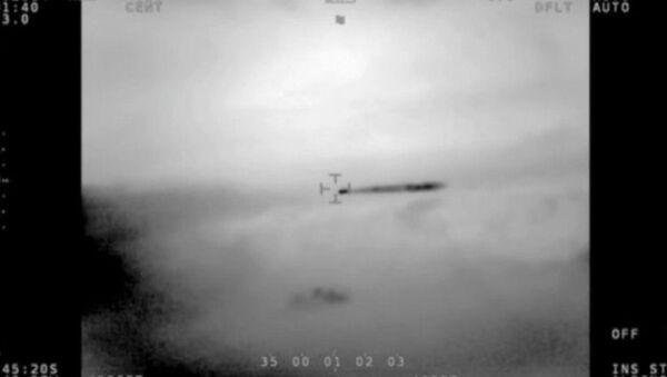 Các quân nhân Chile công bố đoạn video bí mật về chuyến bay UFO - Sputnik Việt Nam