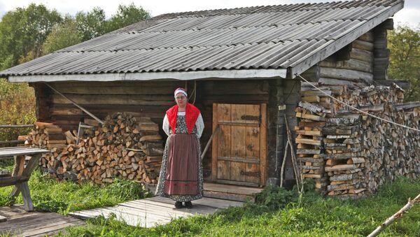 Kinerma - làng Nga đẹp nhất - Sputnik Việt Nam