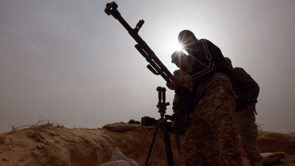Quân đội Libya - Sputnik Việt Nam