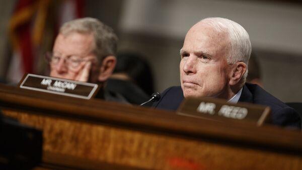 Thượng nghị sĩ Mỹ John McCain - Sputnik Việt Nam