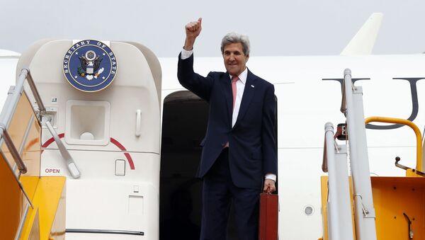 Ngoại trưởng Mỹ John Kerry ở Việt Nam - Sputnik Việt Nam