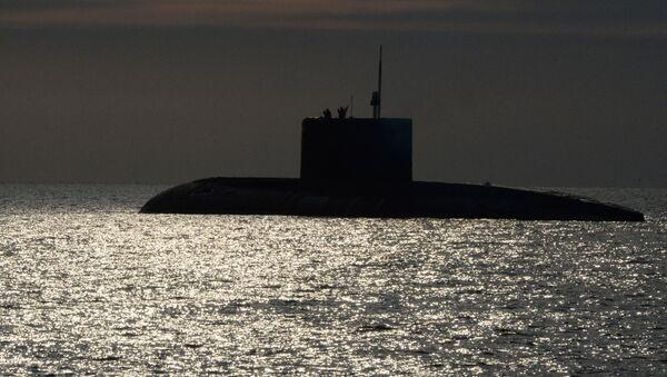 tàu ngầm lớp Varshavyanka 636.1 (kilo) - Sputnik Việt Nam