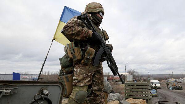 lực lượng quân sự Ukraina - Sputnik Việt Nam