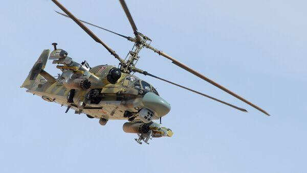 Trực thăng Ka-52 - Sputnik Việt Nam