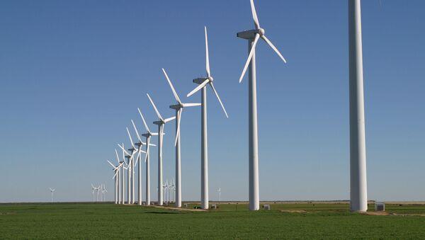 nhà máy điện gió - Sputnik Việt Nam