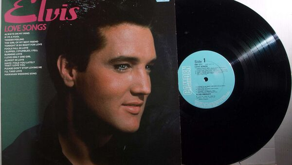 Elvis Presley - Sputnik Việt Nam