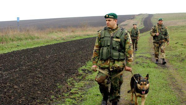 lính biên phòng Ukraina - Sputnik Việt Nam