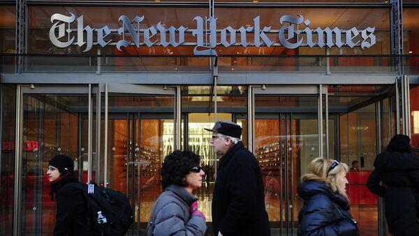 New York Times - Sputnik Việt Nam