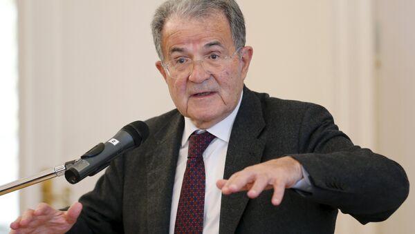 cựu Thủ tướng Ý Romano Prodi - Sputnik Việt Nam