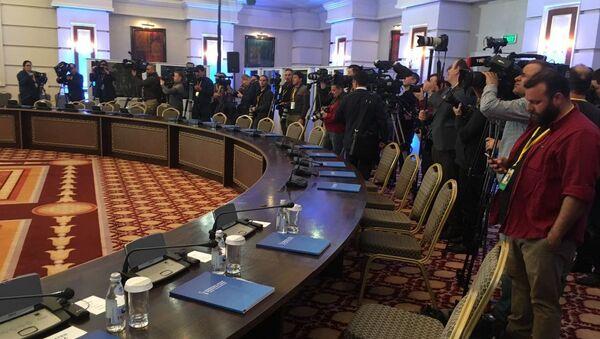 cuộc đàm phán ở Astana - Sputnik Việt Nam