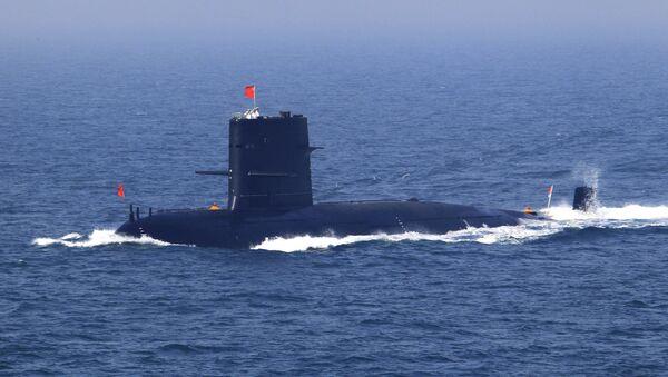 Tàu ngầm tấn công S-26T của Trung Quốc - Sputnik Việt Nam