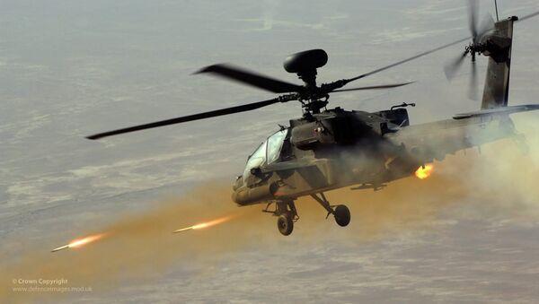 trực thăng tấn công Apache - Sputnik Việt Nam