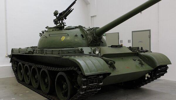 Xe tăng T-54 - Sputnik Việt Nam