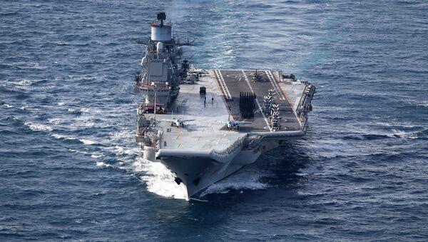 tàu sân bay Đô đốc Kuznetsov - Sputnik Việt Nam
