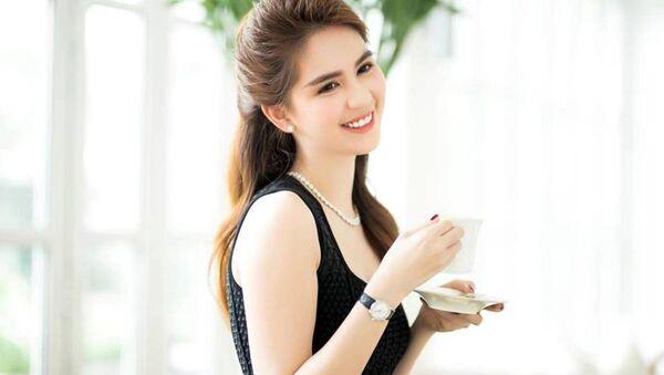 Ngọc Trinh - Sputnik Việt Nam