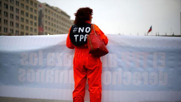 Hoạt động chống TPP - Sputnik Việt Nam