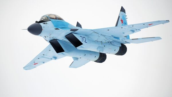 MiG-35 - Sputnik Việt Nam