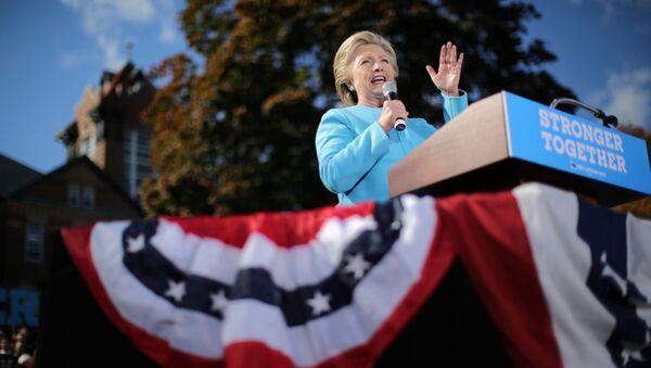 bà Hillary Clinton - Sputnik Việt Nam