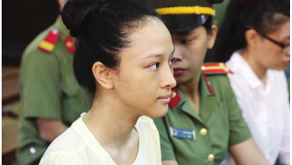 Hoa hậu Phương Nga ngày hầu tòa - Sputnik Việt Nam