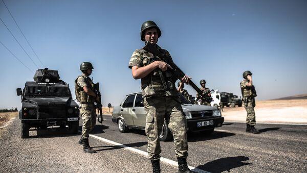 quân nhân Thổ Nhĩ Kỳ - Sputnik Việt Nam