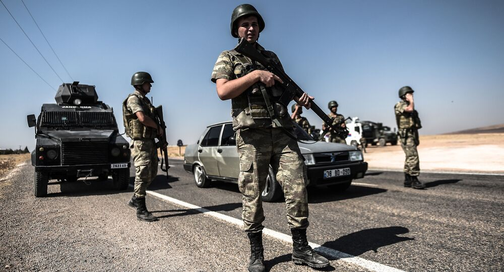 quân nhân Thổ Nhĩ Kỳ
