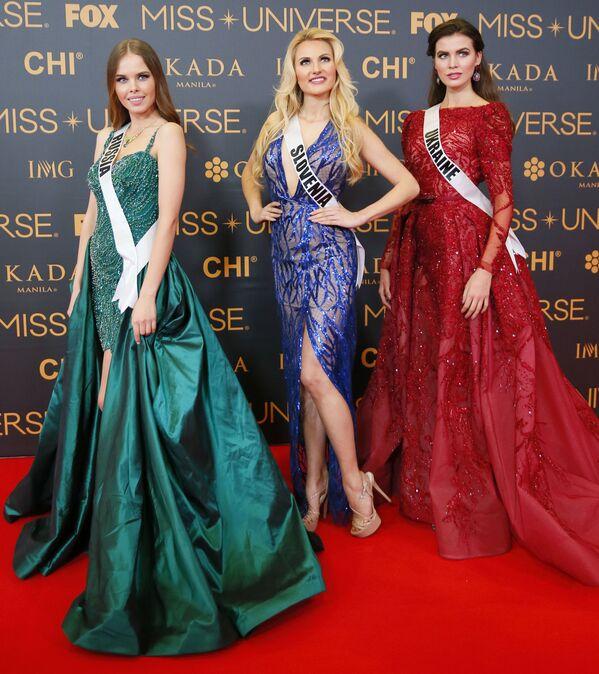 Cuộc thi «Hoa hậu Hoàn vũ» tại Manila - Sputnik Việt Nam
