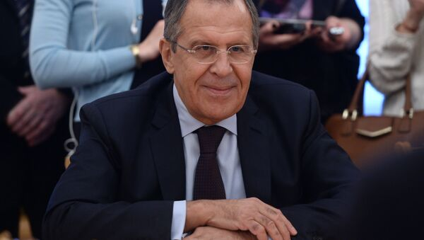 Ngoại trưởng Lavrov - Sputnik Việt Nam