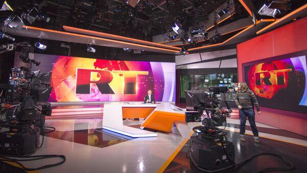 truyền hình Nga RT - Sputnik Việt Nam