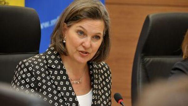 Bà Victoria Nuland Trợ lý Ngoại trưởng Hoa Kỳ về châu Âu và Âu-Á - Sputnik Việt Nam