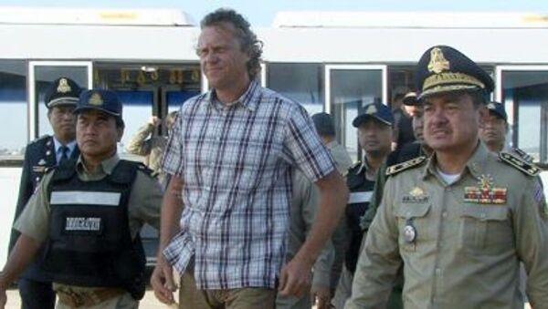 Doanh nhân Sergei Polonsky bị trục xuất về Nga - Sputnik Việt Nam